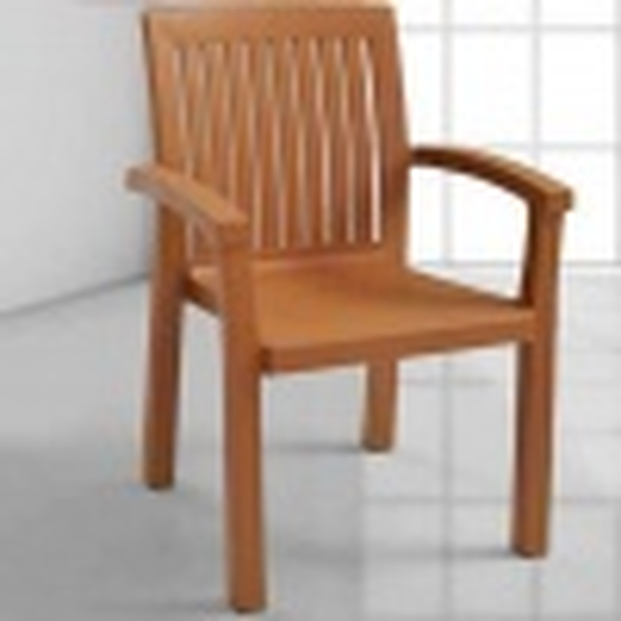 İbiza Kollu Sandalye - 4 Adet