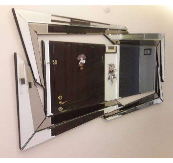 Modern Duvar Aynası - T09