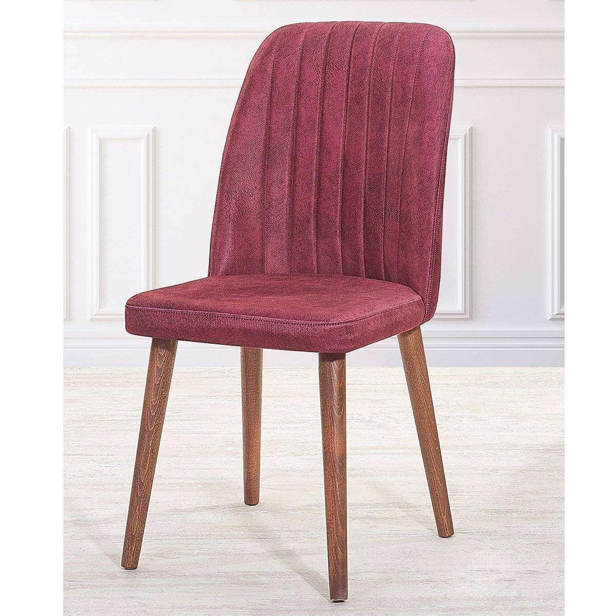 Bordo Sandalye