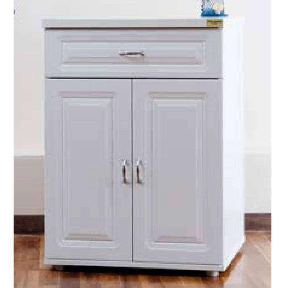 Beyaz Mutfak Dolabı - 60 cm
