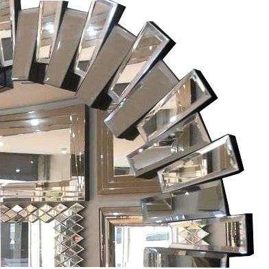 Piyano Duvar Aynası-105 cm