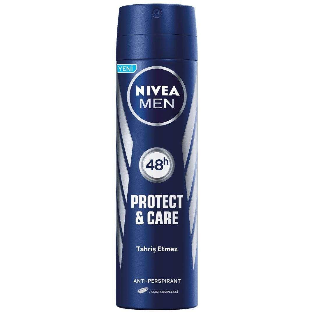 Nivea Men Protect&Care Sprey - 150 ML