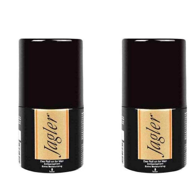 Jagler Roll-On Deodorant Erkek 50 ML - 2 Adet