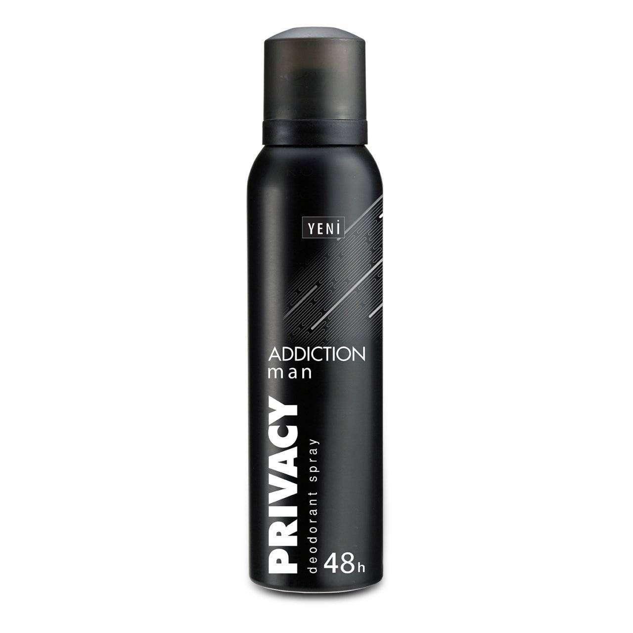 Privacy Man Addiction Erkek Deodorant 150ml