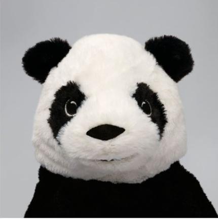 Yumuşak Peluş Oyuncak Panda-30cm